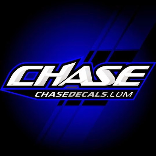 Chase Race Decals
