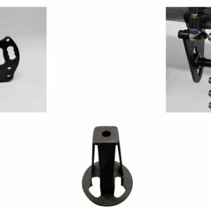 2 Link Brackets   Spring Cups   Trailing Arms Brackets